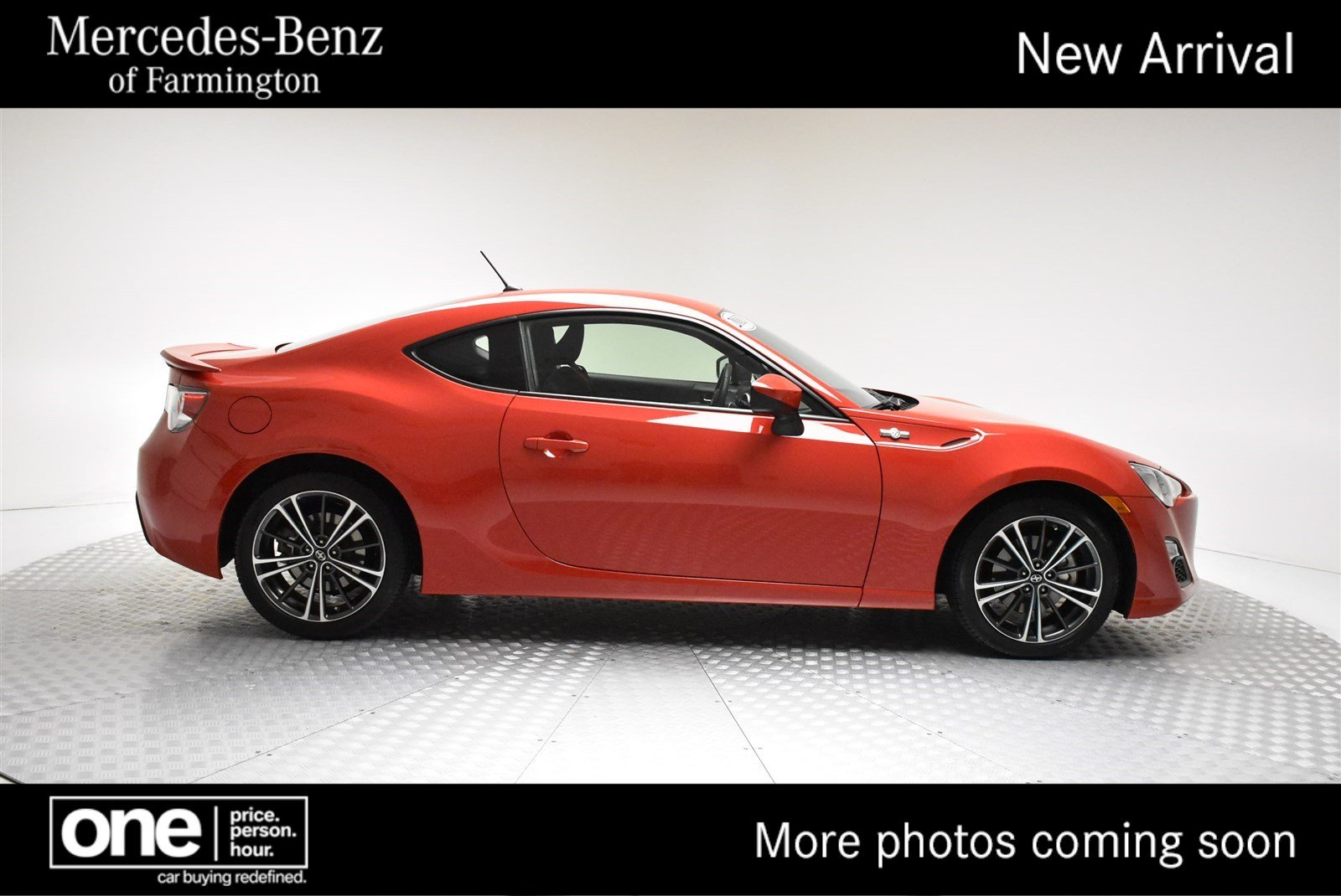 Pre Owned 2013 Scion Fr S 2dr Car In Farmington 5mp6116a